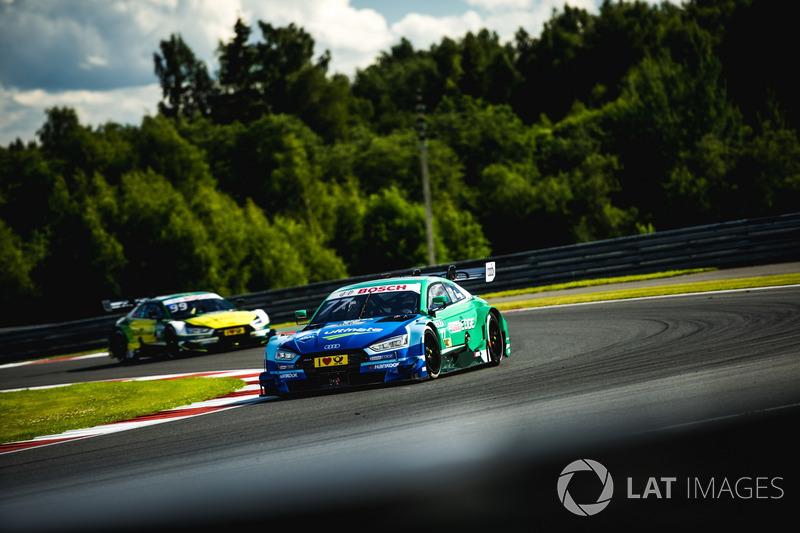 Лоік Дюваль, Audi Sport Team Phoenix, Audi RS 5 DTM