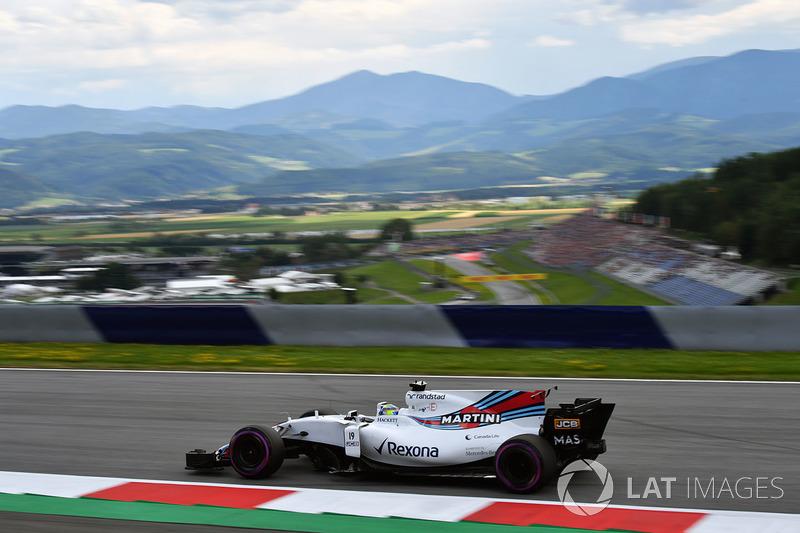 Феліпе Масса, Williams FW40