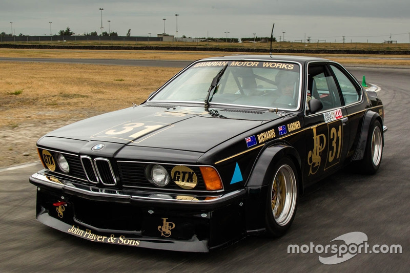 Jim Richards, BMW 635 CSi