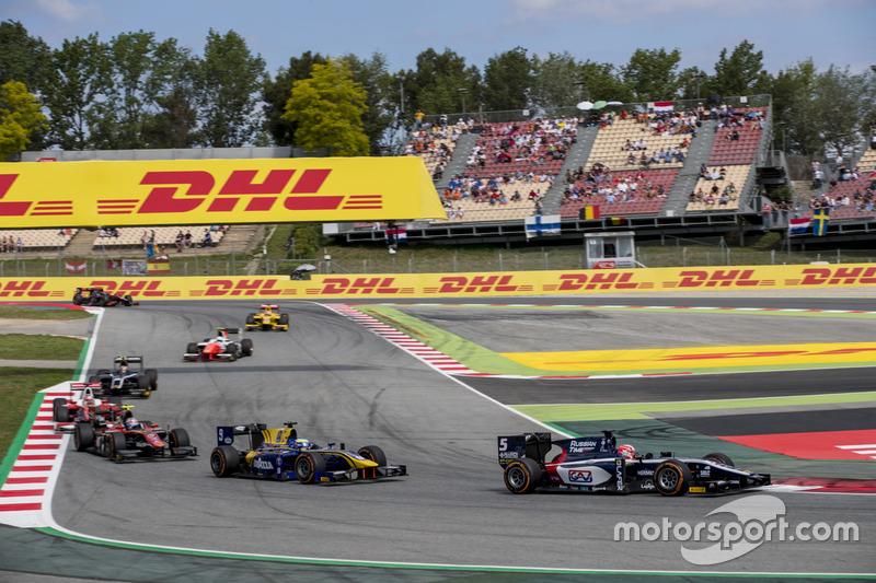 FIA F2 Exclusiva