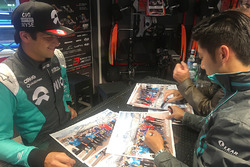 Nelson Piquet Jr., NEXTEV TCR Formula E Team, Ho-Pin Tung, Jaguar Racing
