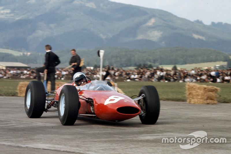 Лоренцо Бандини, Ferrari – Гран При Австрии 1964 года