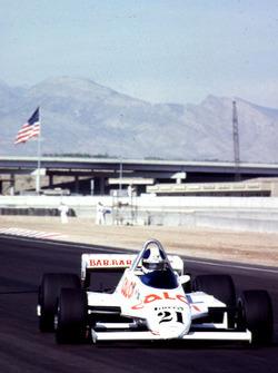 Chico Serra, Fittipaldi F8C Ford