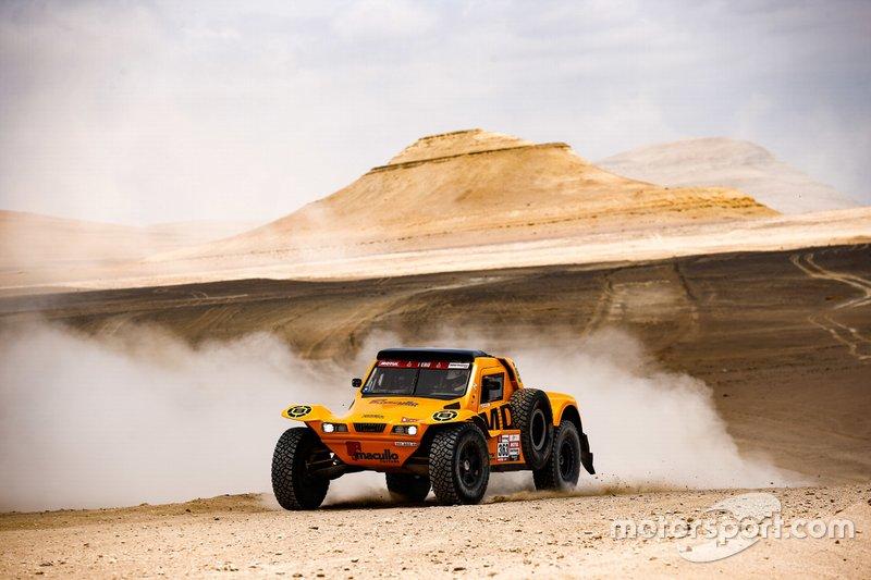 #363 MD Rallye Sport: Ремі Вотьє, Паскаль Ларрок
