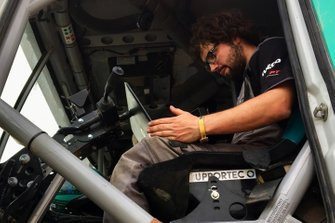 Simon Buerge, FPT Industrial mechanic, at work
