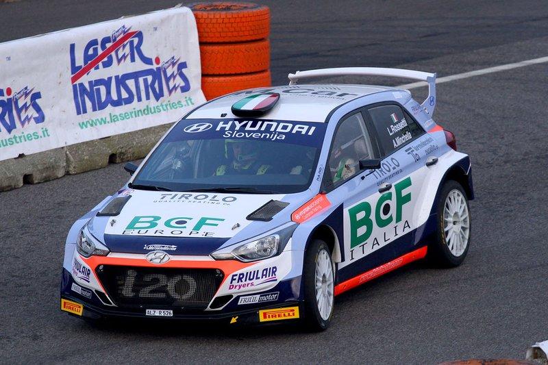 Luca Rossetti, Andrea Minchella , Hyundai i20