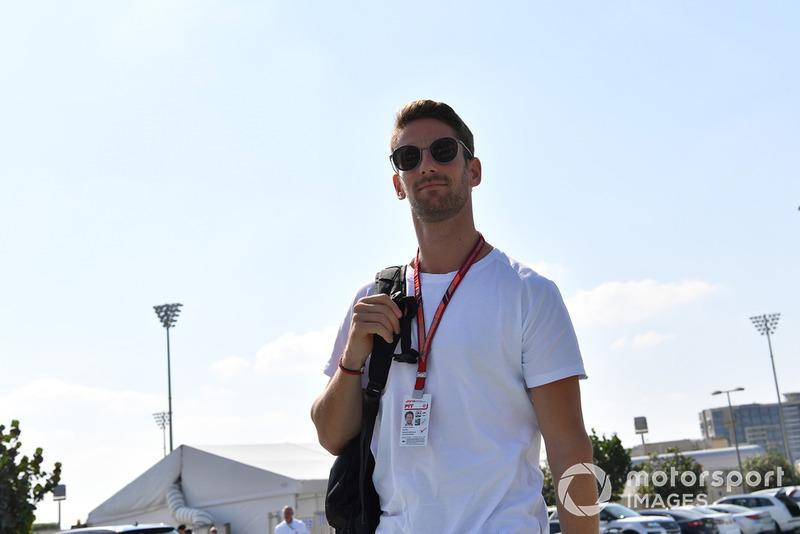 Romain Grosjean, 32 años