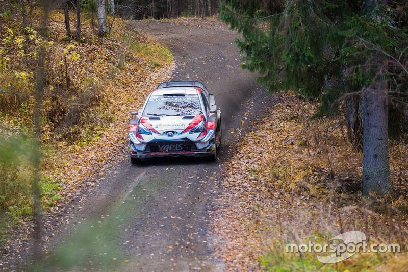 Kris Meeke, Toyota Yaris WRC, Toyota Gazoo Racing