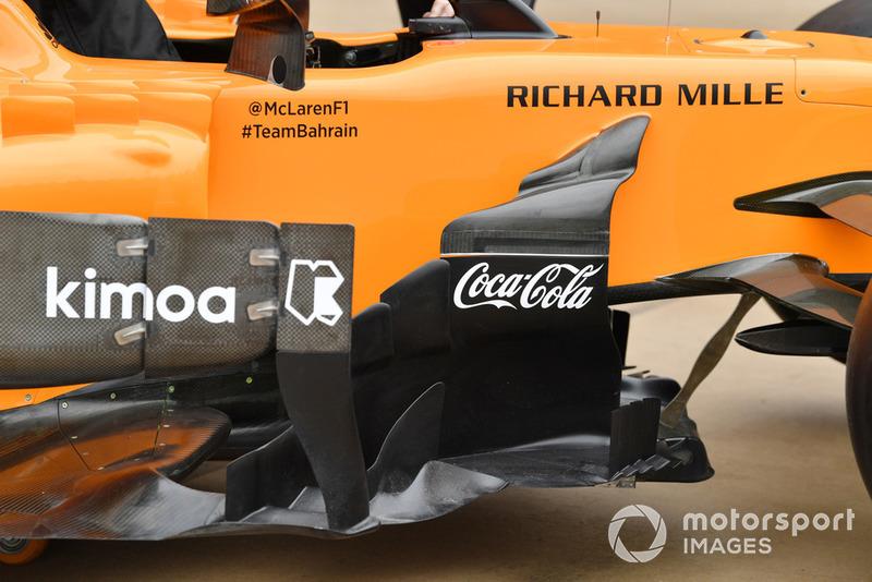 McLaren et son nouveau sponsor, Coca-Cola
