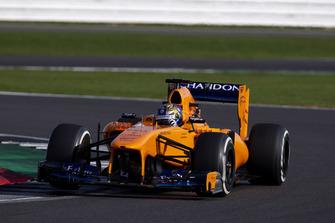 Dan Ticktum, McLaren MP4-28