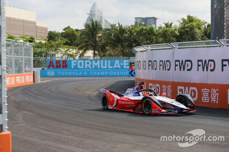 11 место: Паскаль Верляйн (Mahindra Racing) – 36 очков