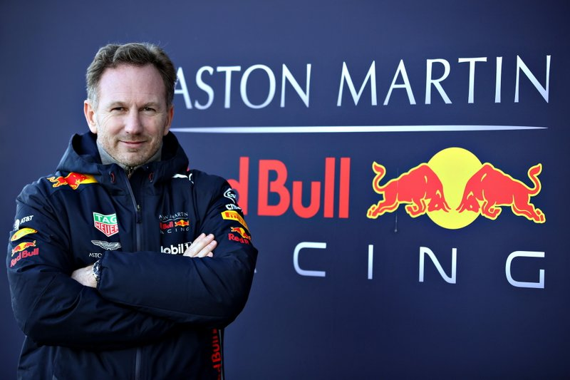 Christian Horner, Team Principal de Red Bull Racing
