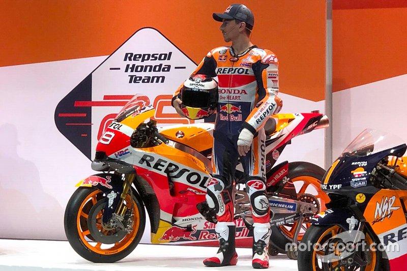 2019 рік - Honda (MotoGP)