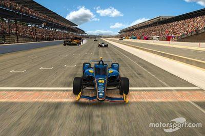 Indycar iRacing Challenge Round 6
