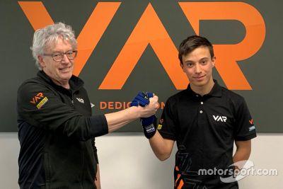 Aankondiging Van Amersfoort Racing