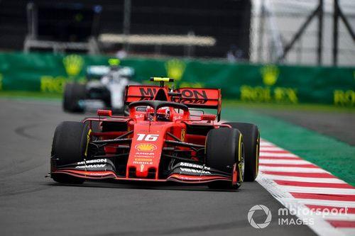 LIVE F1 - Le GP du Mexique en direct