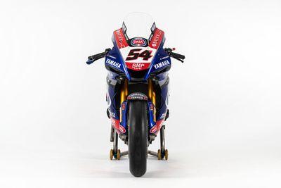Presentazione del team Yamaha Pata