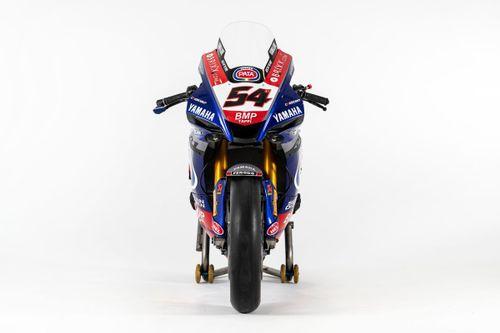 Yamaha WSBK Team - Prezentacja