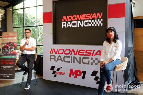 Konferensi Pers MP1 Indonesian Racing-Gresini