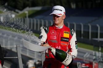 Podium : Mick Schumacher, PREMA Theodore Racing Dallara F317 - Mercedes-Benz