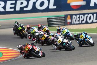 Race CEV Moto2 Aragon