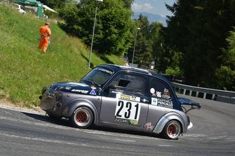 Ettore Liberato, Fiat 500, Sport Favale 07