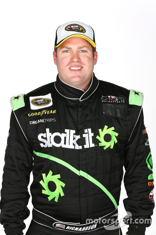 Robert Richardson, BK Racing Toyota