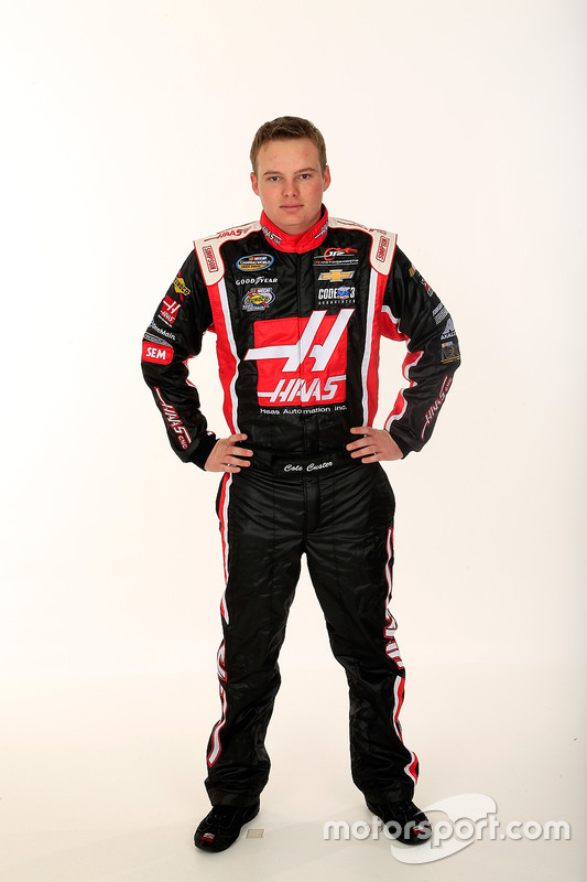 Cole Custer, Haas Racing Development Chevrolet
