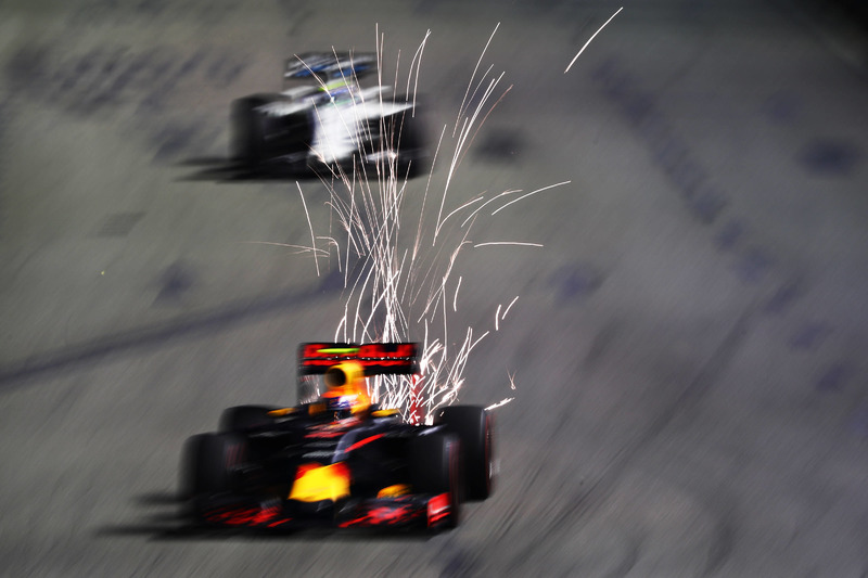 F1, Singapur 2016: Max Verstappen, Red Bull RB12