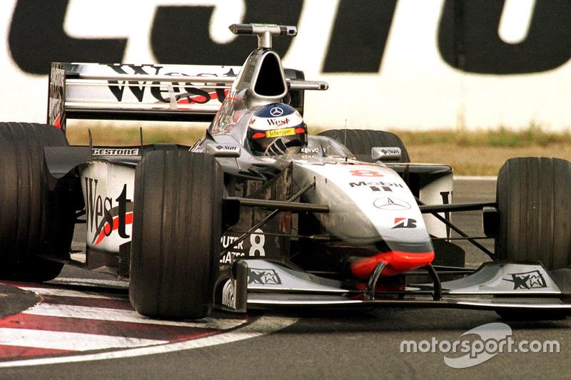Mika Hakkinen, McLaren, Dünya Şampiyonu olma yolunda