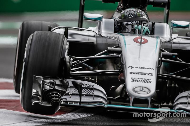 5. Nico Rosberg, Mercedes AMG F1 W07 Hybrid
