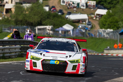 #10 Audi race experience, Audi R8 LMS: Marchy Lee, Shaun Thong, Franky Cheng, Alexander Yoong Loong