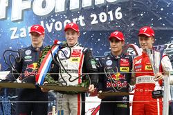 Подиум: Победитель гонки Джоэль Эрикссон, Motopark Dallara F316 – Volkswagen; второе место Нико Кари, Motopark Dallara F316 – Volkswagen; Сержиу Сетте Камара, Motopark Dallara F314 – Volkswagen; награда за лучший круг для Гуанью Жоу, Motopark Dallara F316 – Volkswagen