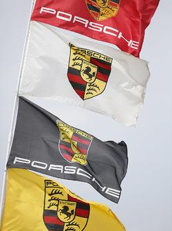 Прапори Porsche