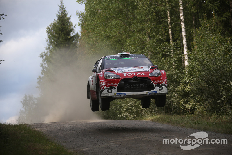 Craig Breen, Scott Martin, Citroën World Rally Team