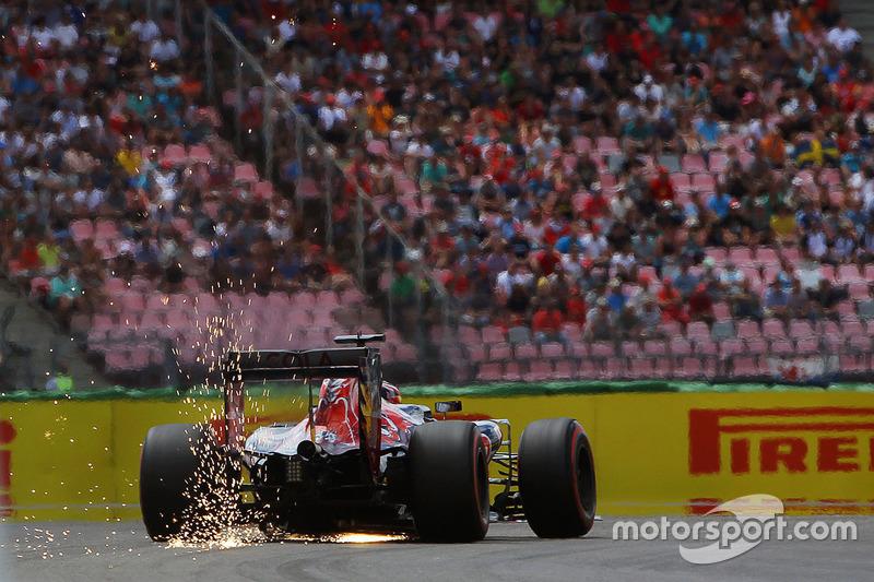 18: Daniil Kvyat, Scuderia Toro Rosso STR11