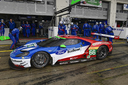 Ford Chip Ganassi Racing Team Uk Ford Gt Olivier Pla Stefan Mucke