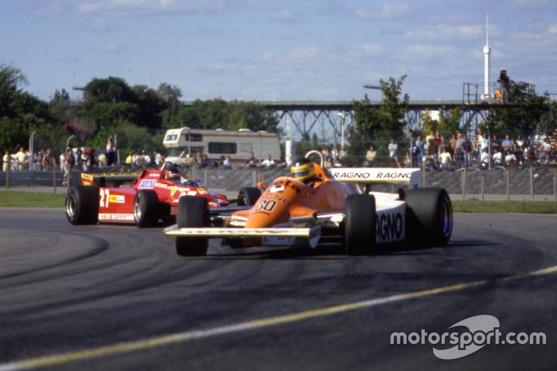 Jacques Villeneuve, Arrows, Gilles Villeneuve, Ferrari