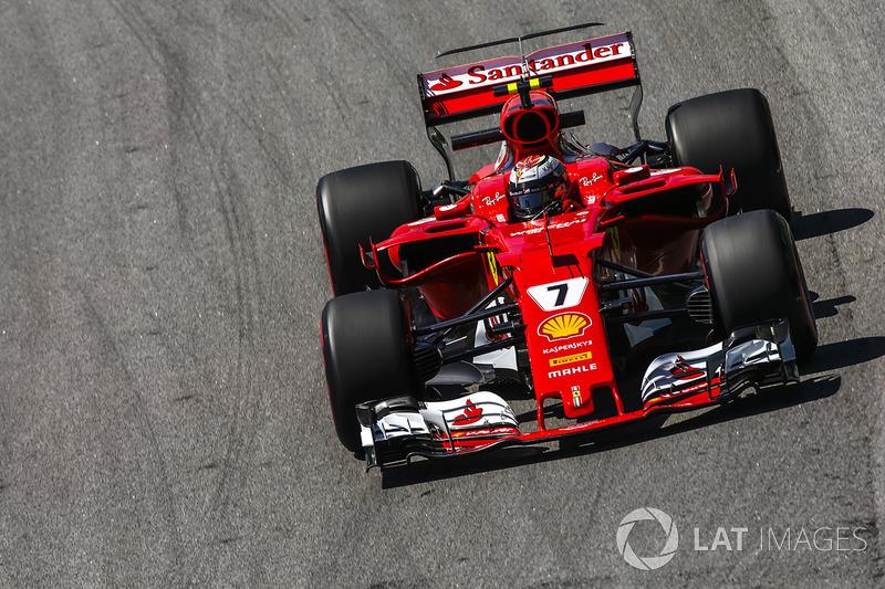 Ferrari SF70H (2017)