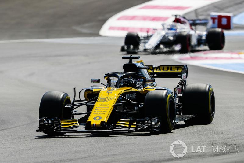 7 місце — Ніко Хюлькенберг, Renault