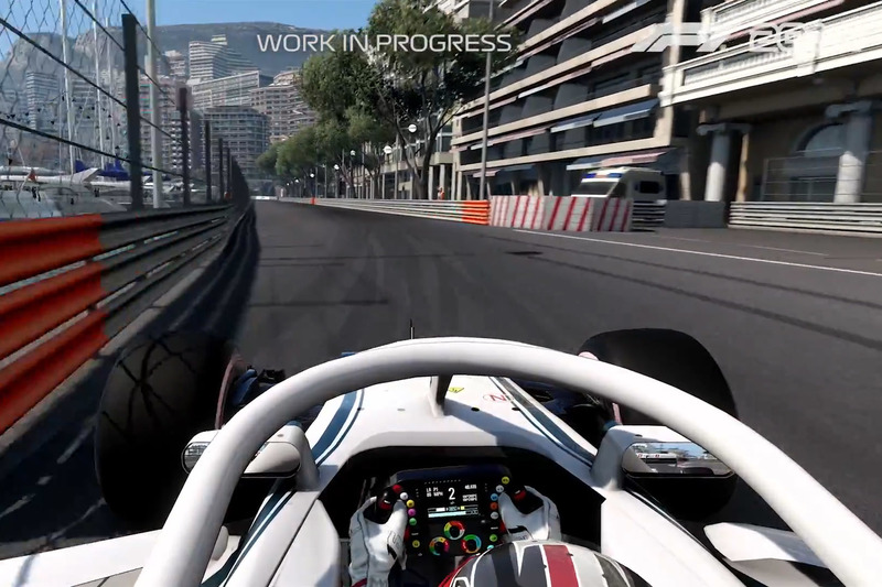 Відеогра F1 2018