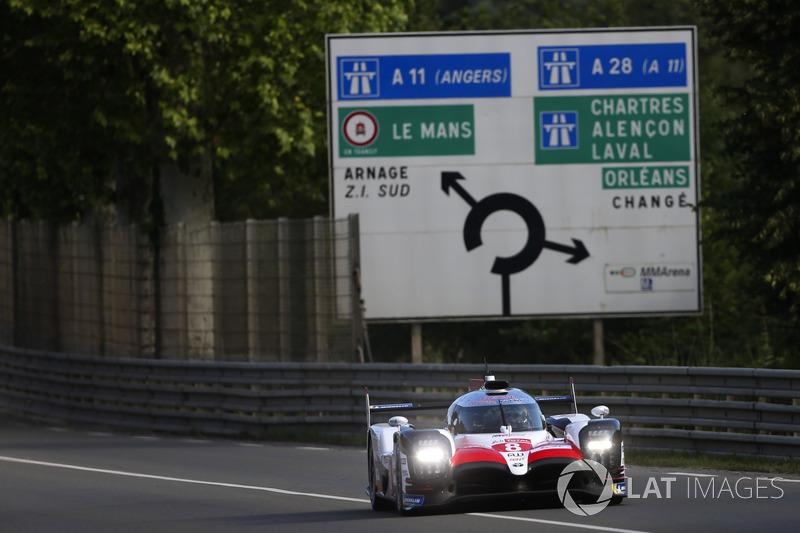 Día 4: test de las 24 horas de Le Mans