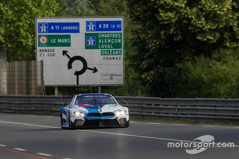 #82 BMW Team MTEK BMW M8 GTE: Augusto Farfus, Antonio Felix da Costa, Alexander Sims
