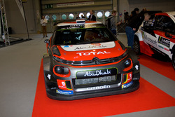 Une Citroën WRC