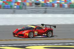 #122 Ferrari van Detroit Ferrari 488: Brian Simon