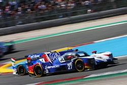 #27 SMP Racing, Dallara P217 - Gibson: Матевос Ісаакян, Єгор Оруджев