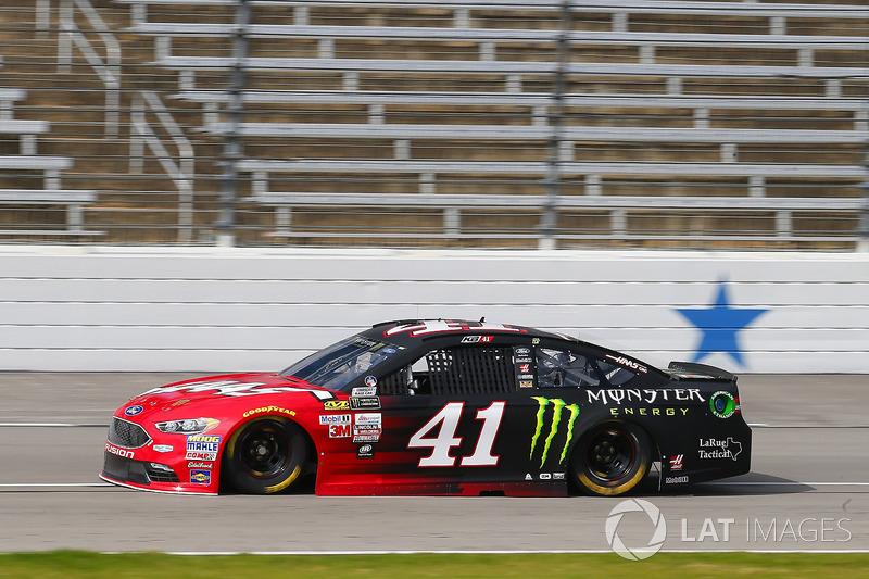 2017: Kurt Busch (Stewart/Haas-Ford) mit 26,877 Sekunden