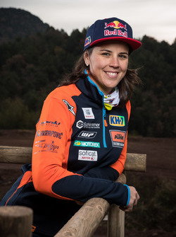 Laia Sanz, KH-7 Rally Team