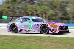 #71 P1 Motorsports Mercedes AMG GT3