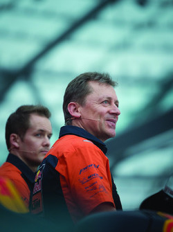 Mike Leitner, Team manager de Red Bull KTM Factory Racing